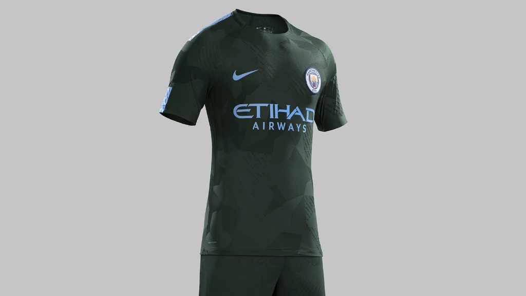 SKY BLUE: The Club's famous colour is prominent.
