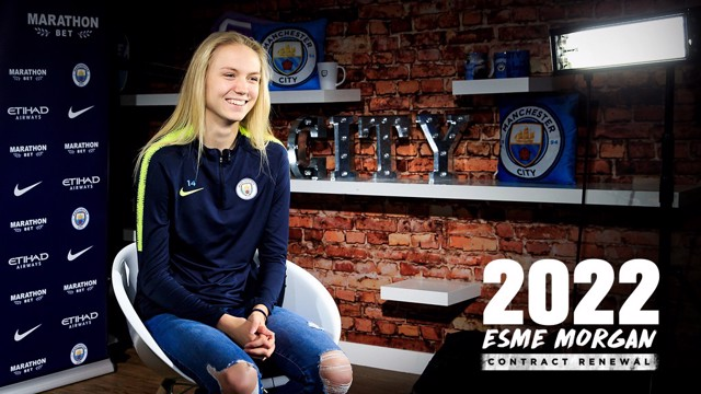 NEW DEAL: Esme Morgan shares her thoughts with CityTV.