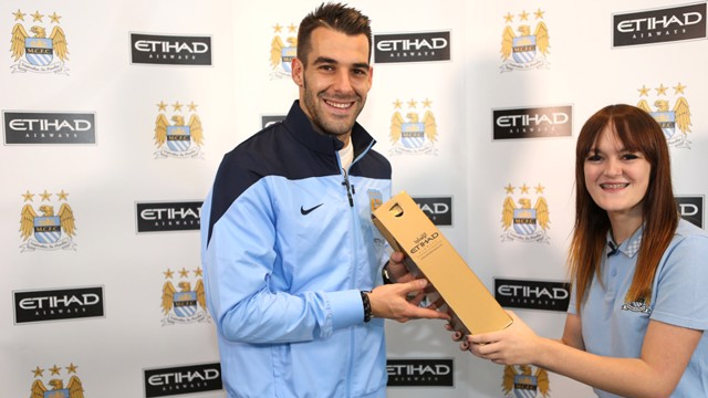 Etihad Player of the month