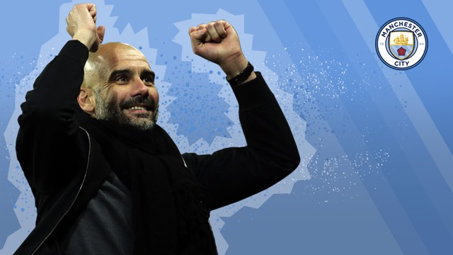 Happy birthday, Pep!
