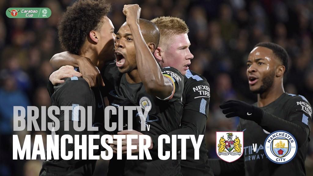 Bristol x Man City