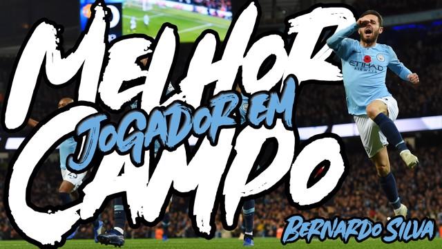 Gol de 1 minuto | Bernardo Silva v Shakhtar