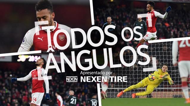 Ederson x Arsenal