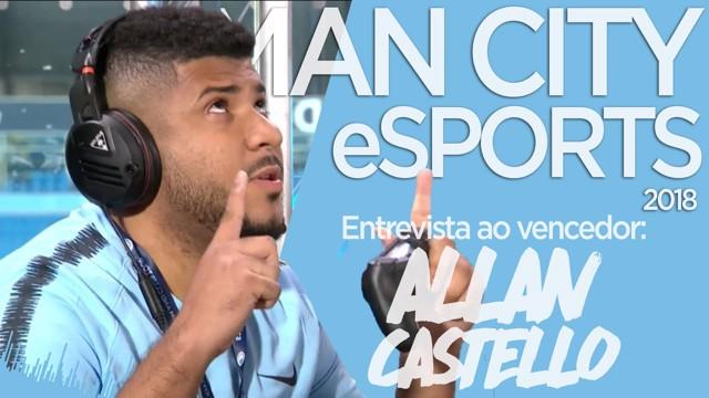 Allan Castello na eSports