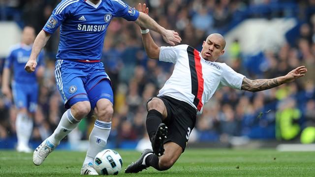 Nigel Dejong Chelsea Action