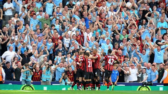 Massive Team Celebration