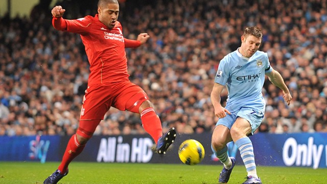 Milner Action Liverpool