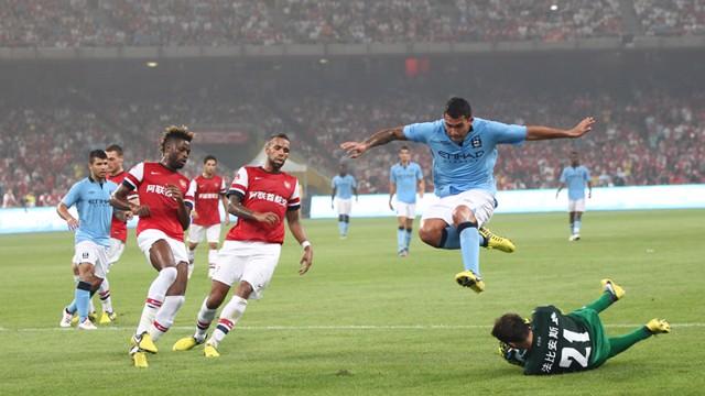 City v Arsenal