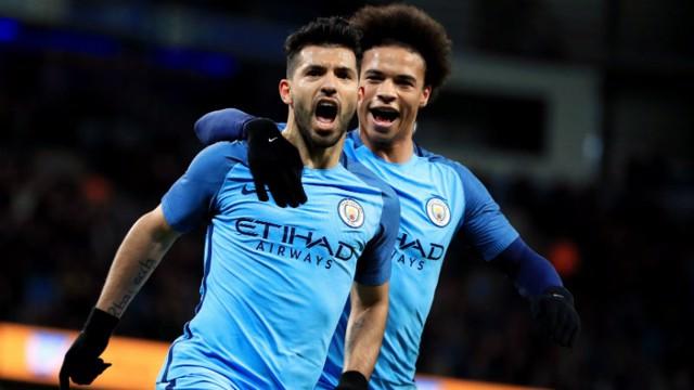 Sergio celebrates