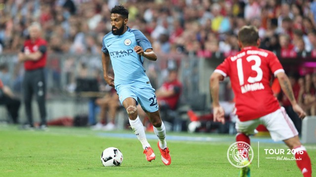 GALLERY: Bayern V City in pictures