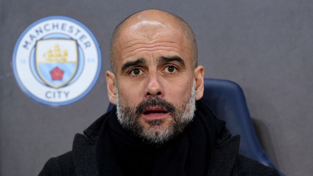 PEP WATCH: The manager observes from the bench.