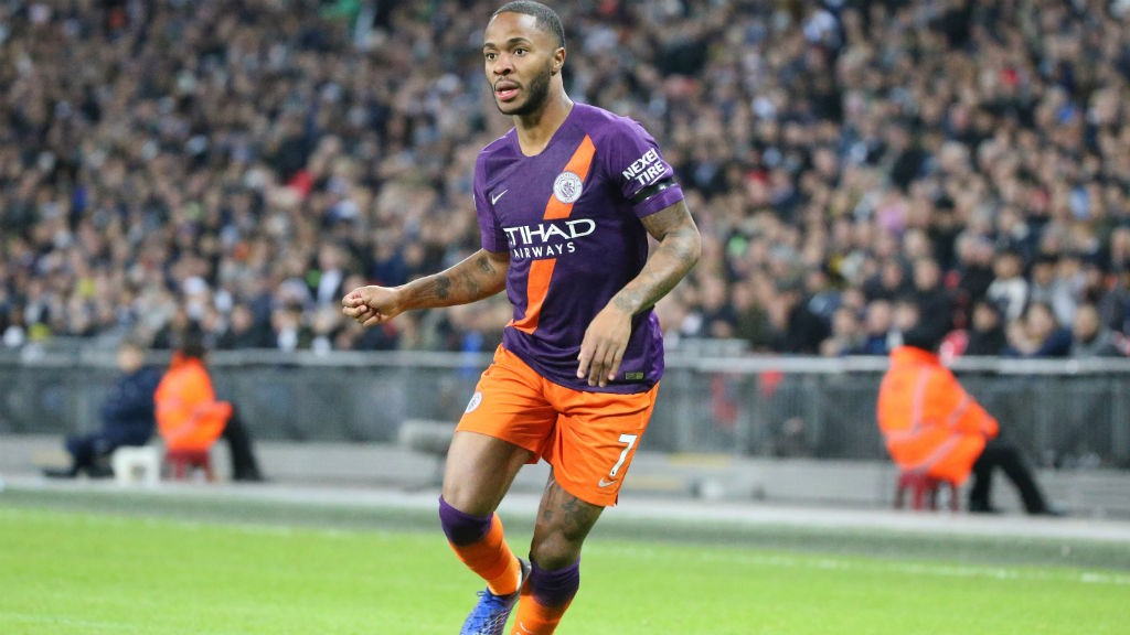 MILESTONE: Raheem Sterling makes his 200th Premier League appearance.