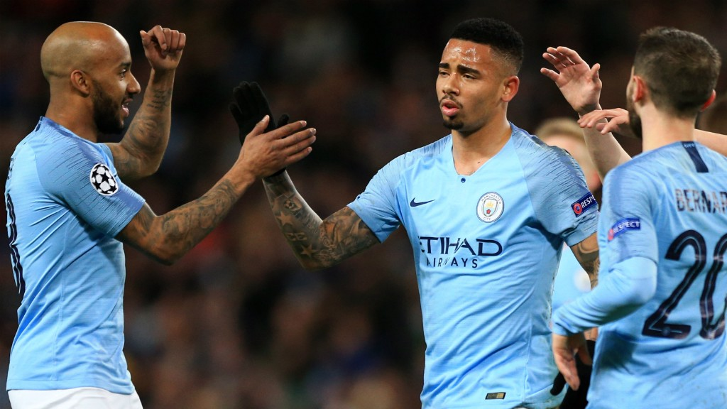 BRAZIL-IANT: Gabriel Jesus climbed off the bench to add a seventh!