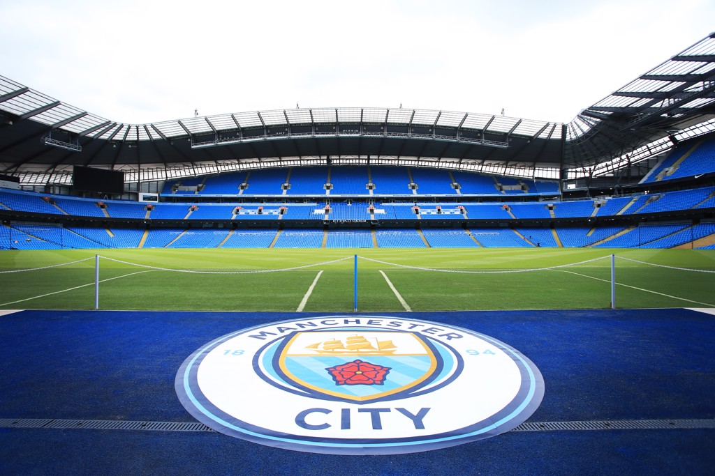 A new view for Manchester City fans on a matchday
