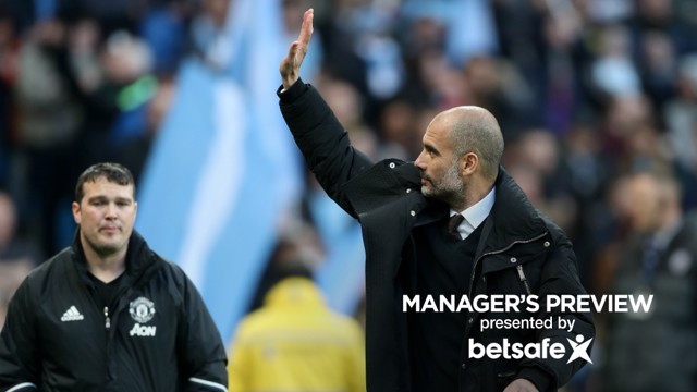 MANAGER'S PREVIEW: Middlesbrough v Manchester City