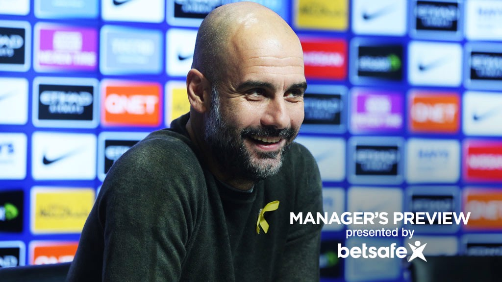 BIG MATCH PREVIEW: Pep Guardiola