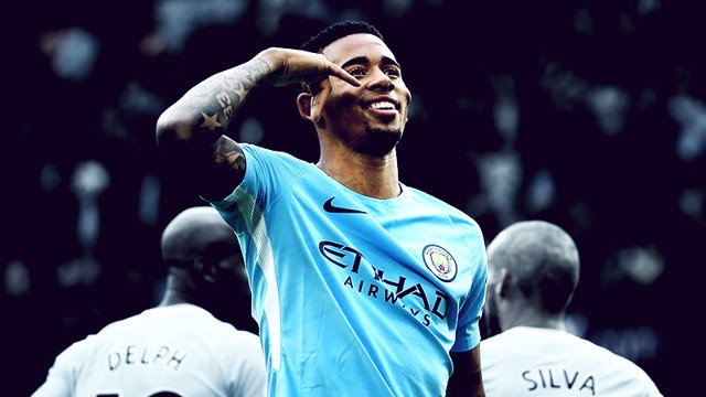 ALO MAE: Gabriel Jesus always dedicates his goals to his mother with this iconic goal celebration