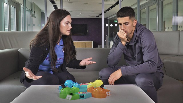 HUNGRY HIPPOS: Can Cancelo avenge last week's defeat?